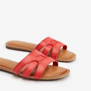 Express Shoes - Express Bedford Sandals red